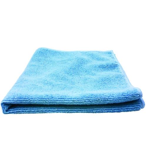 Pano de Microfibra Azul 28x28cm 230gsm Detailer