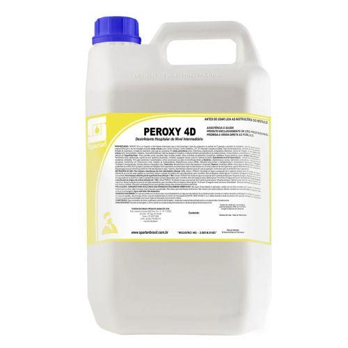Peroxy 4D Desinfetante Hospitalar 2L Spartan