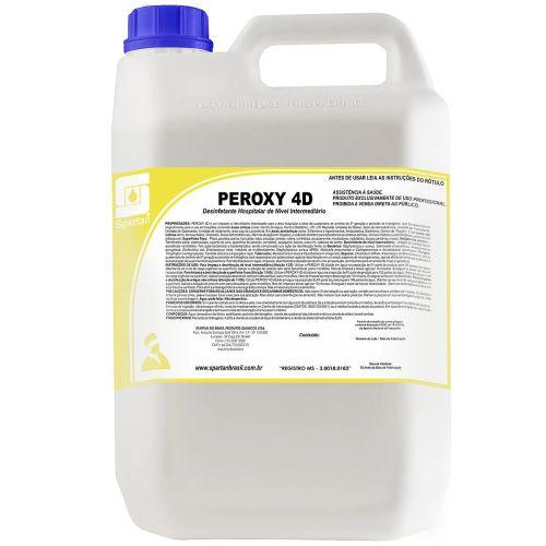 Peroxy 4D Desinfetante Hospitalar 5L Spartan