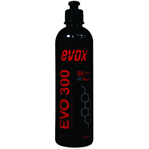 Polidor de Lustro Evo 300 500ML EVOX
