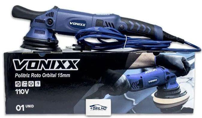 Politriz Roto Orbital Voxer 15mm 900w 110v Vonixx