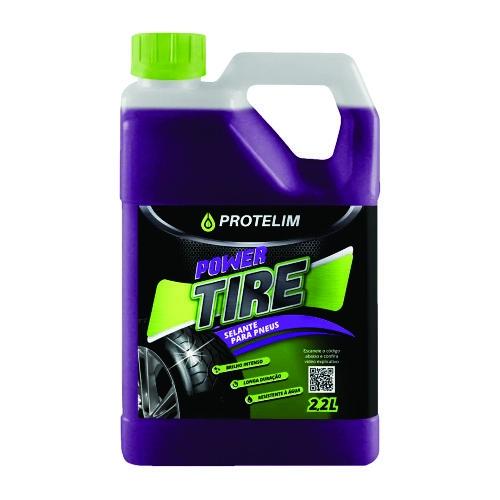 Power Tire 2,2L - Pneu Pretinho Protelim