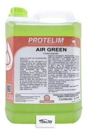 Prot Air Green Odorizador Concentrado 5l Protelim