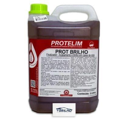 Prot Brilho - Caixa de Rodas - 5L Protelim