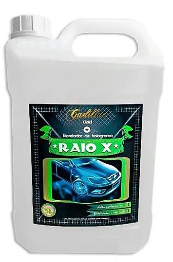 Raio X Revelador de Hologramas 5L Cadillac