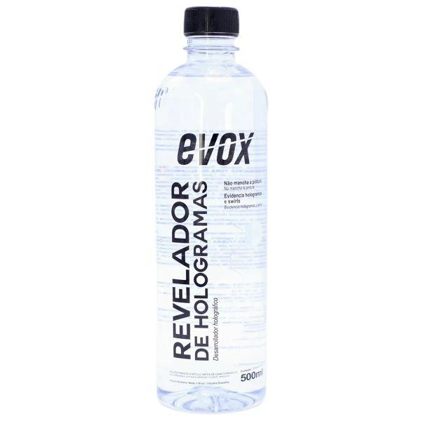 Revelador de Hologramas 500ml Evox