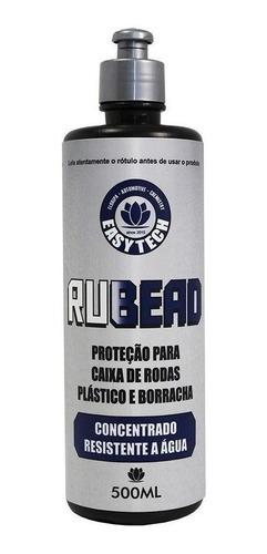 Rubead Condicionador Concentrado Plásticos e Borrachas Externo 500ml Easytech