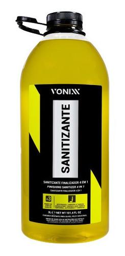 Sanitizante Finalizador 4 em 1 3L VSC Vonixx