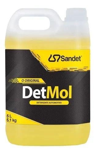 Shampoo Limpeza Pesada DetMol 5L Sandet