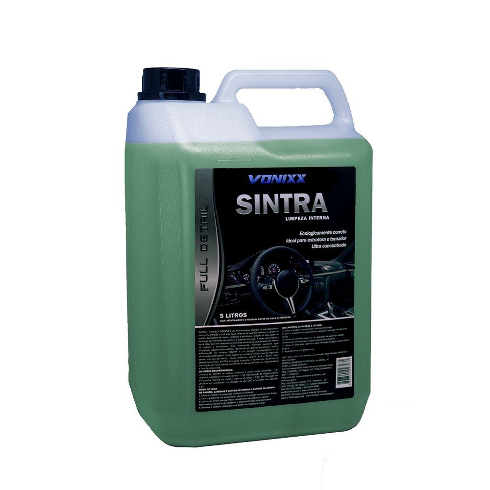 Sintra Limpador interno ultra concentrado 5 litros Vonixx
