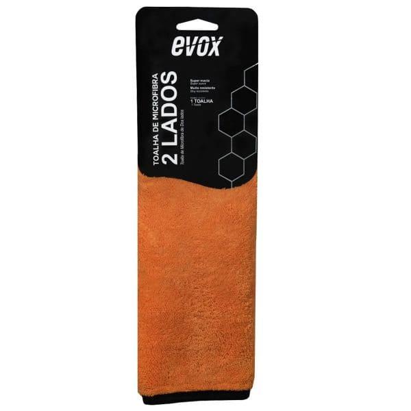 Toalha de Microfibra 2 Lados 600GSM 40X40 Evox