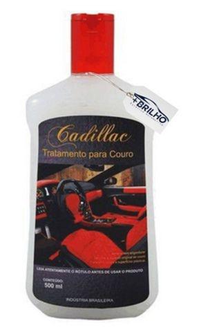 Tratamento de Couro 500ml Cadillac
