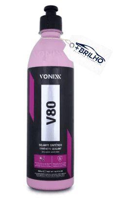 V80 Selante Sintético 500ml - Nova Formula Vonixx