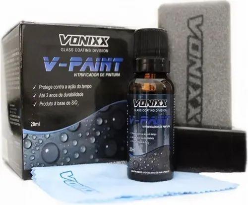 Vitrificador de Pintura V-Paint 20ml Vonixx