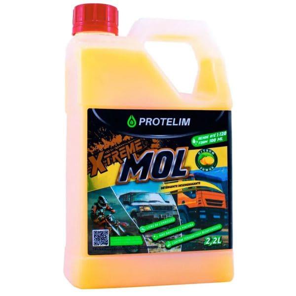 Xtreme Mol Shampoo Desengraxante 2,2L Protelim