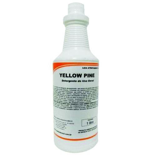 Yellow Pine Detergente Desengraxante 1L SPARTAN