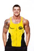Camiseta Regata Academia Uniforme Wolverine