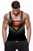 Regata cavada Academia Superman