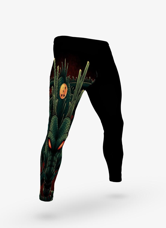Calça Legging Dragon Ball