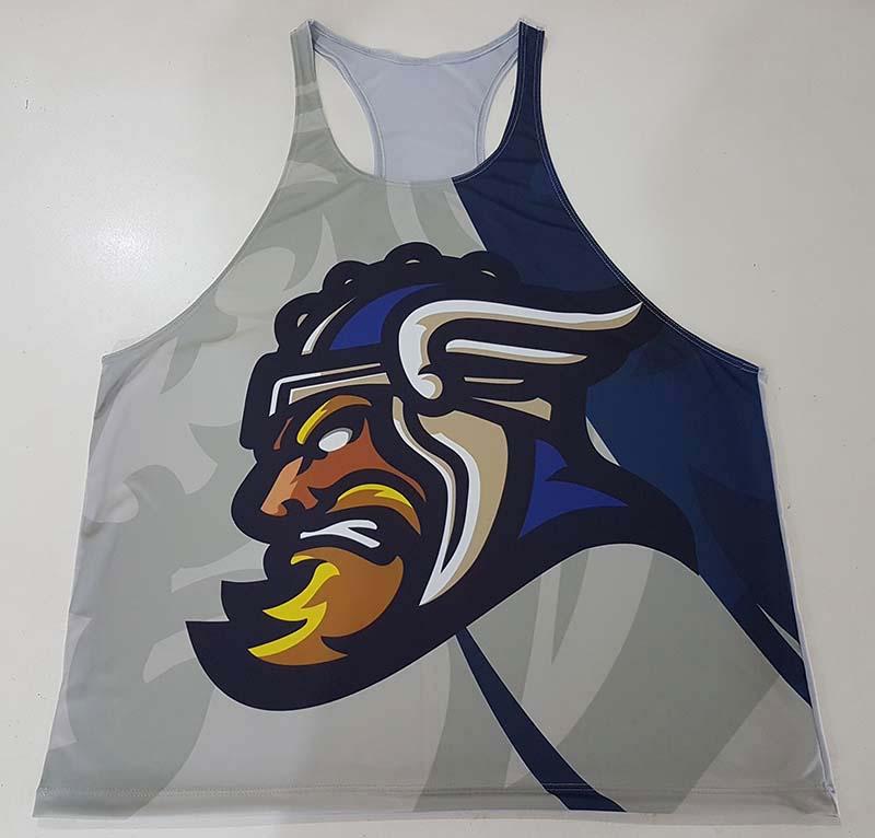 Camiseta Regata Academia Viking
