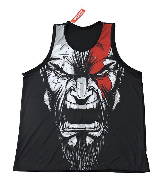 Regata Academia Kratos God Of War