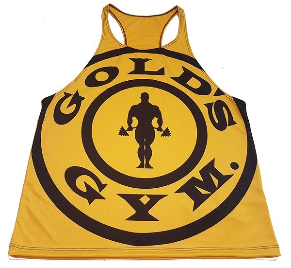 Regata cavada Academia Golds Gym