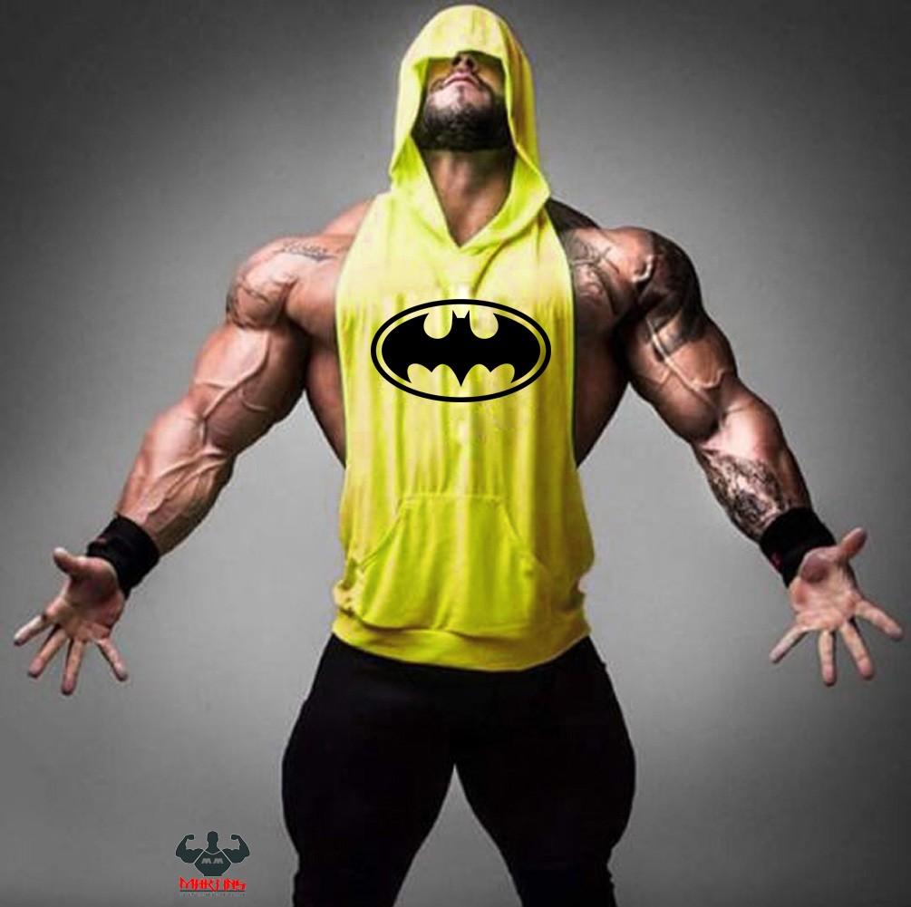 Regata Cavada Capuz   Batman