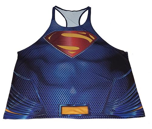 REGATA CAVADA SUPERMAN
