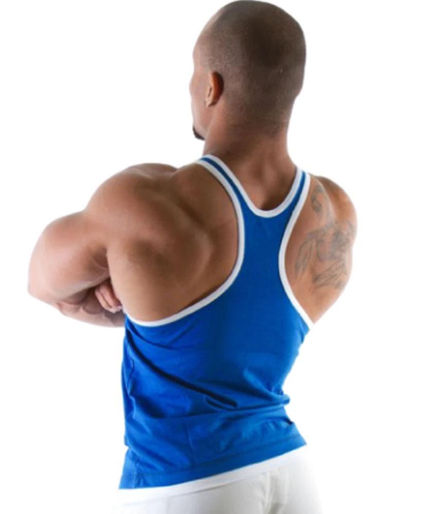Regata Nadador Fitness Academia Dry Fit Mmartins