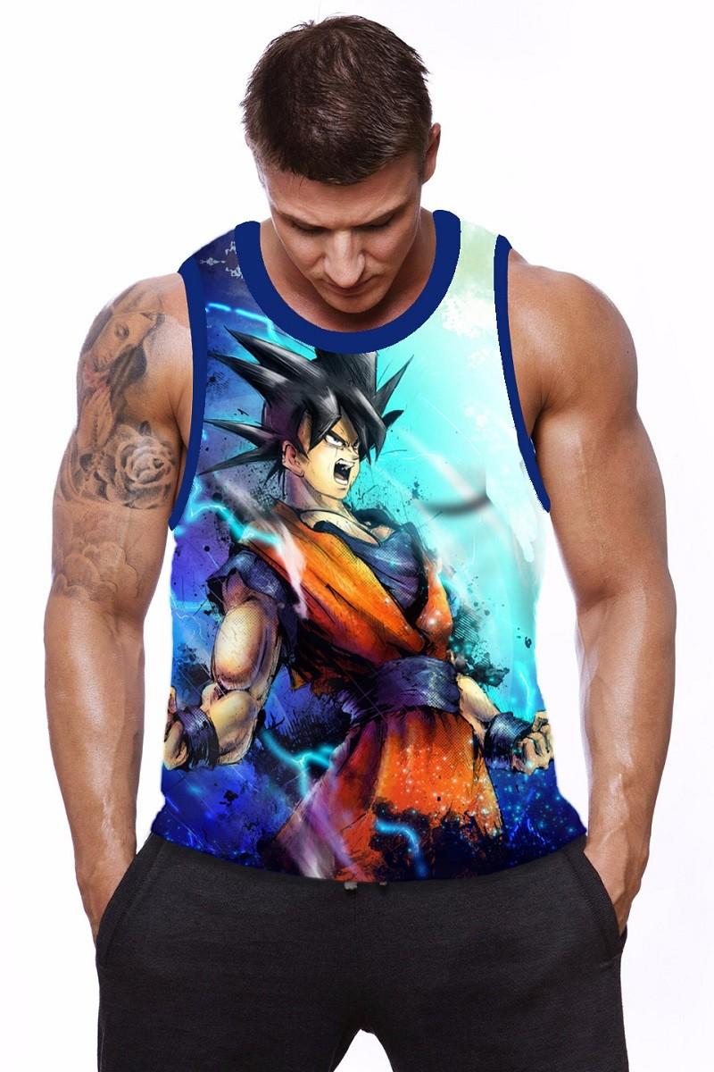 Regata Tradicional Goku 4