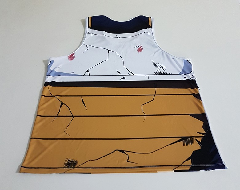 Regata Tradicional Machao Vegeta Uniforme