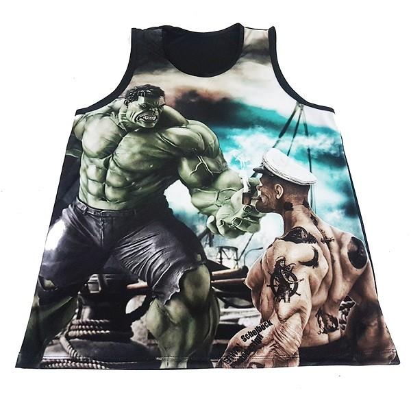 Regata Tradicional Popeye vs Hulk