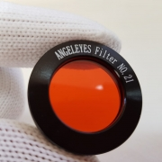 """Filtro 1,25"""" - Color Planetary - Orange Fly #21 - AngelEyes"""