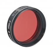 """Filtro 1,25"""" Color Planetary - Red Clear #23A - STARGUIDER"""