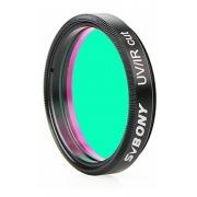 "Filtro 1,25"" - (UV-IR CUT) Ultra Violeta + Corte Infra Vermelho - SVBONY"