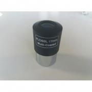 "Ocular 17mm - 1,25""  58º - Plossl Italiana - KONUS"