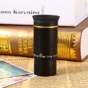 "Ocular 6mm - 1,25"" - Grande Angular 66º - 6 Elementos - All Black - ULTRA WIDE - ANTARES"
