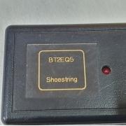 Shoestring BT2EQ5 Bluetooth - Controlador de EQ no Computador, Tablet ou Smartphone