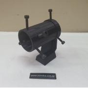 Suporte para Laser Verde - PET 3D - Liga/Desliga - Black - ASTROLUA