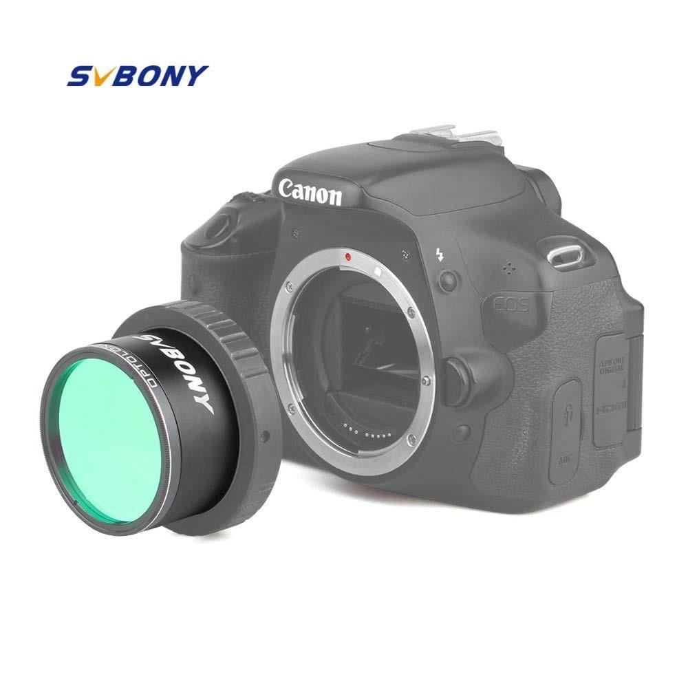 """Adaptador de 2"""" Para M42 E M48 - 100% Alumínio - Modelo F9161A - SVBONY"""