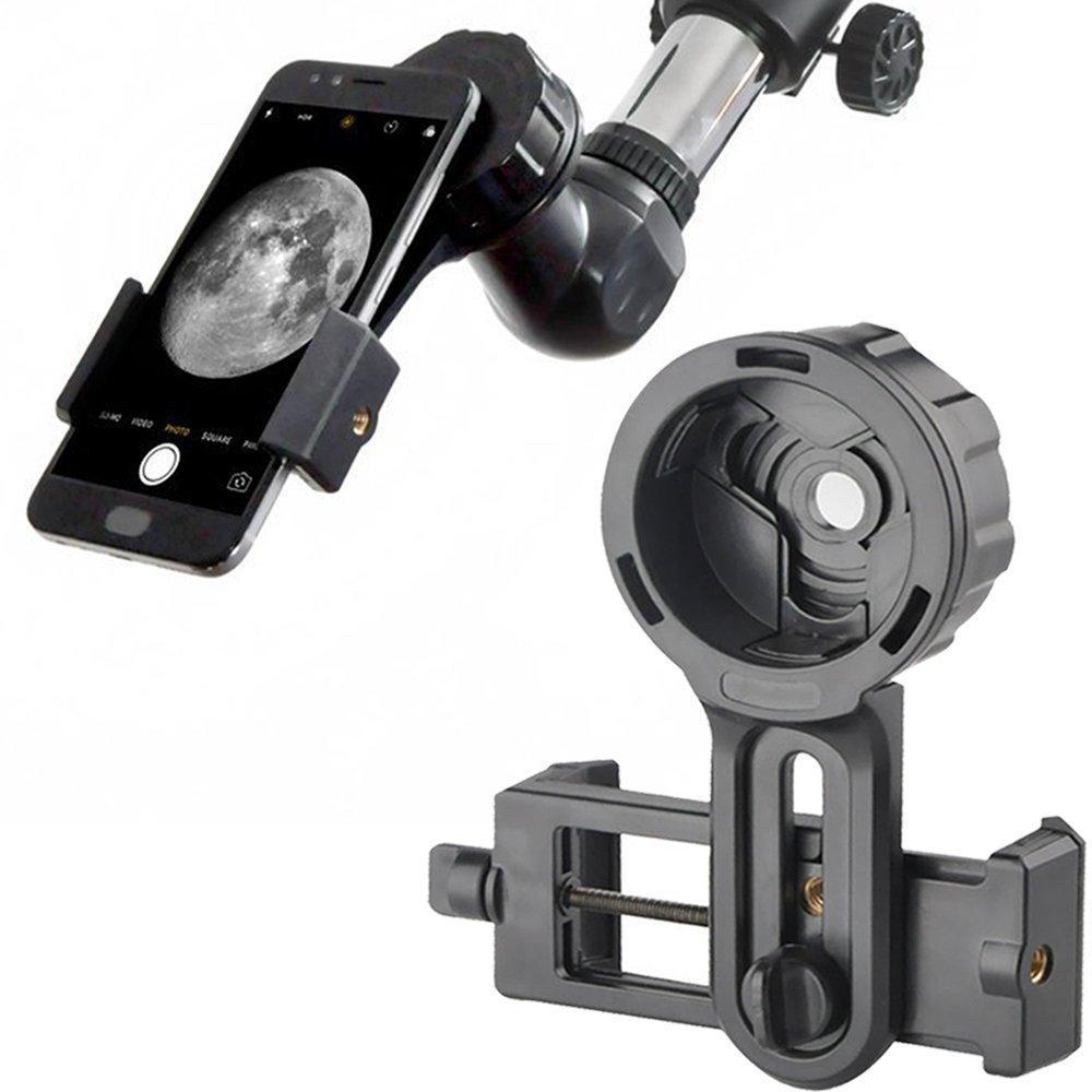 Adaptador de Celular em Telescópios, Binóculos, Etc - SOLOMARK