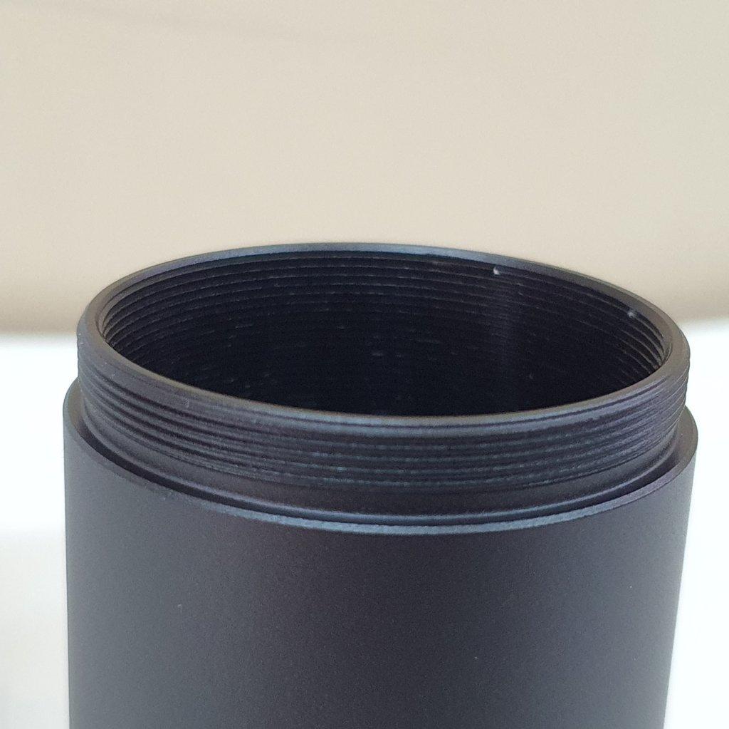 Adaptador Extensor 60mm - Rosca M42 para Câmeras, etc SVBONY