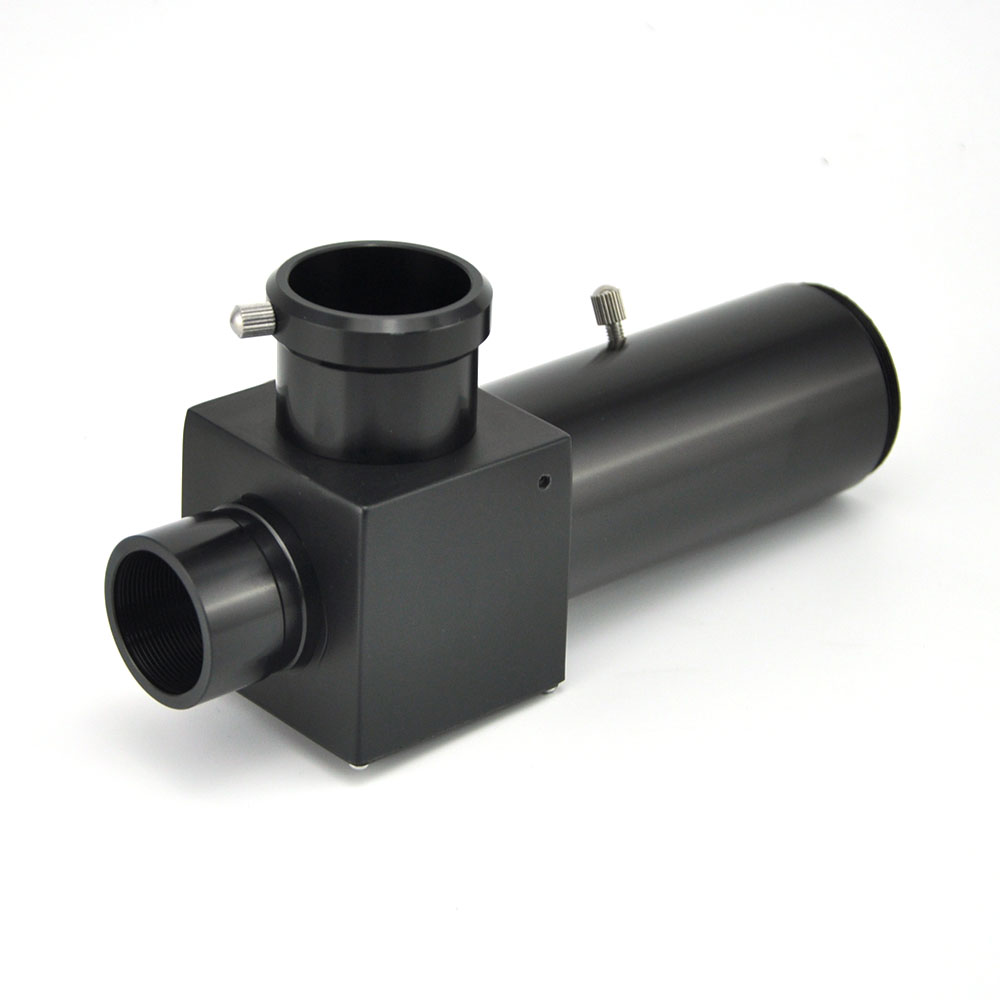 "Adaptador Variável Para Astrofotografia Padrão 1,25"" - Flip Mirror Start - 100% Alumínio - VISIONKING"