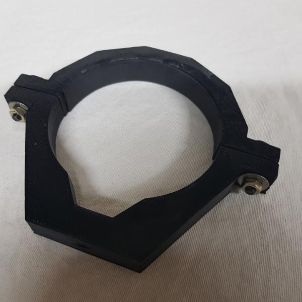 Anéis de Fixação Para OTAS (Material 3D)  Diâmetro Interior 100mm