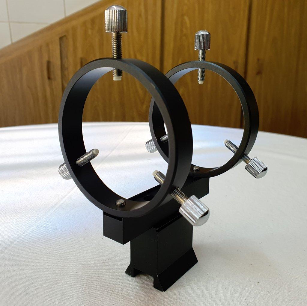 Anéis Para Scope, Luneta, Buscadora - Medida De 40mm A 70mm - WILLIAM OPTICS