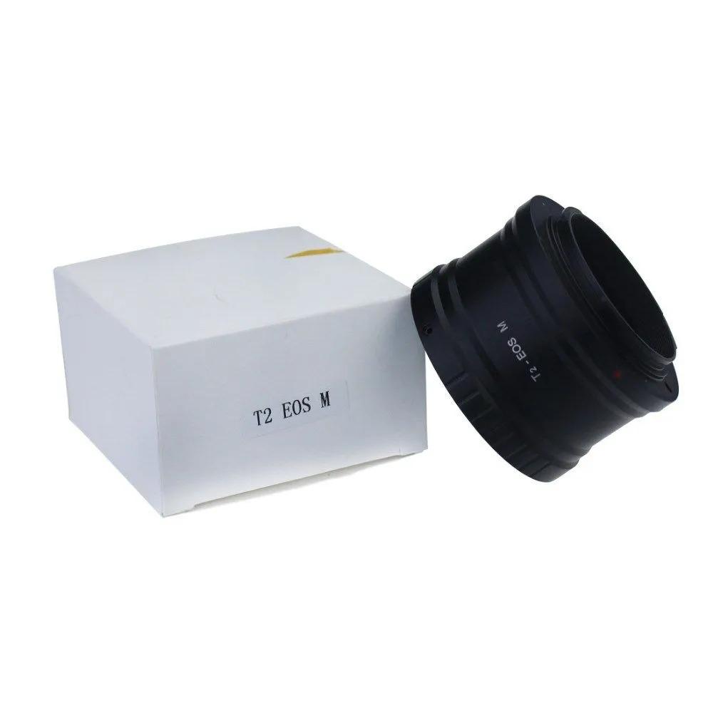Anel Adaptador T2 Para Cameras Dslr Eos M Mirrorless - CANON