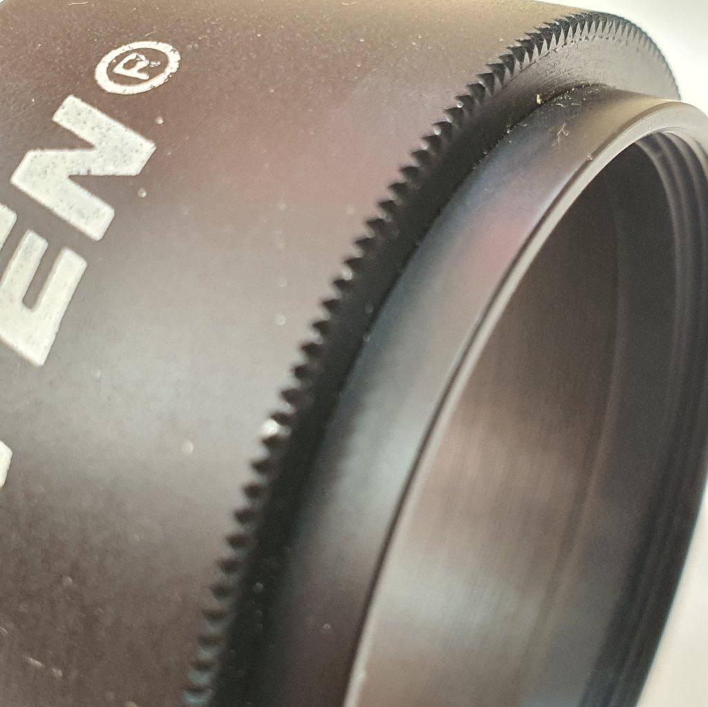 Anel com Rosca Fêmea M42 e Rosca Macho 44.6mm - TIFFEN