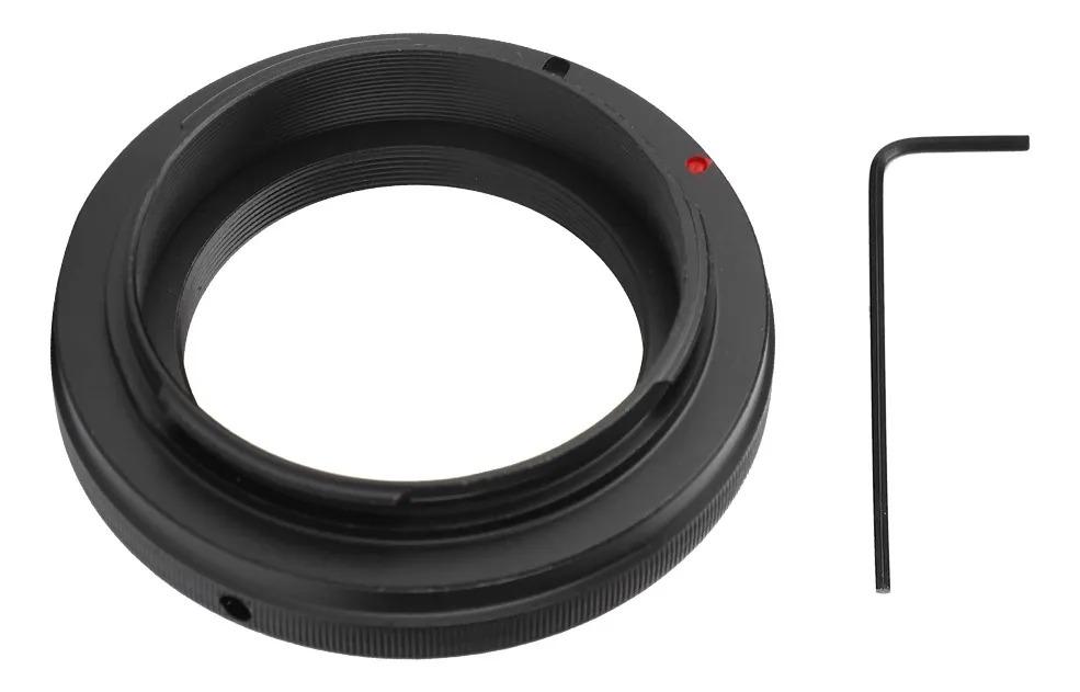 Anel T2 EOS - (T-Ring) - 100% Alumínio Com Chave De Ajuste - CANON