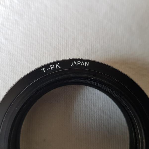 Anel T2 M42 (japan) para Câmeras PENTAX
