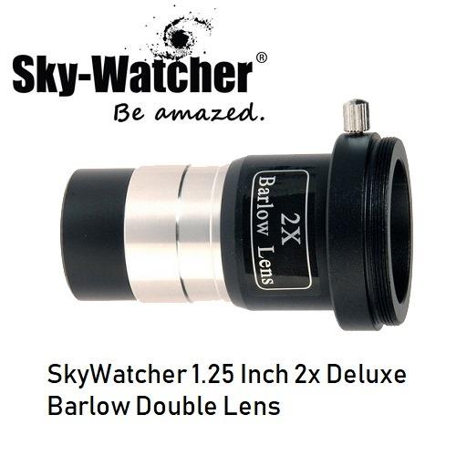 "Barlow 2x - 1,25"" Achromatic Deluxe - SKY-WATCHER"